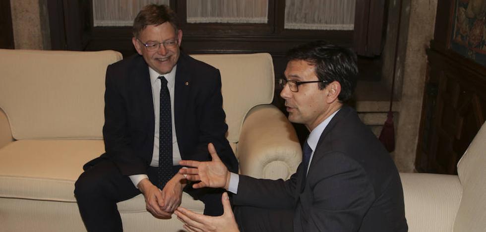 El alcalde de Granada busca aliados para reactivar la segunda fase del AVE con fondos europeos