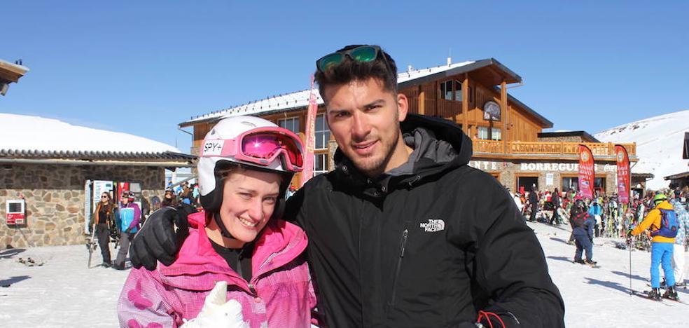 Christian Toro y Mireia Belmonte, dos oros olímpicos que relucen en Sierra Nevada