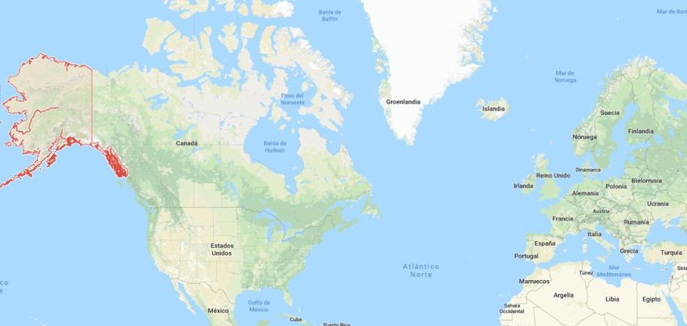 Alerta de tsunami en Alaska tras un terremoto de 8,2