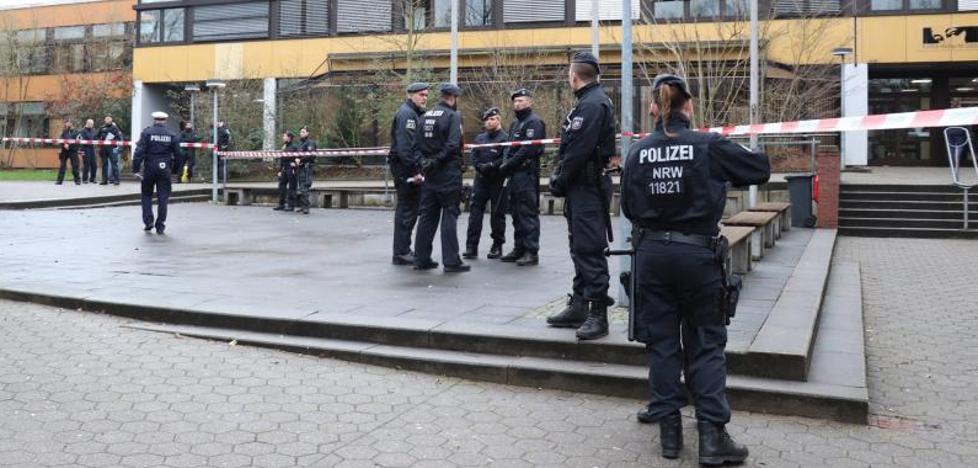 Un adolescente mata a un compañero de clase en Alemania
