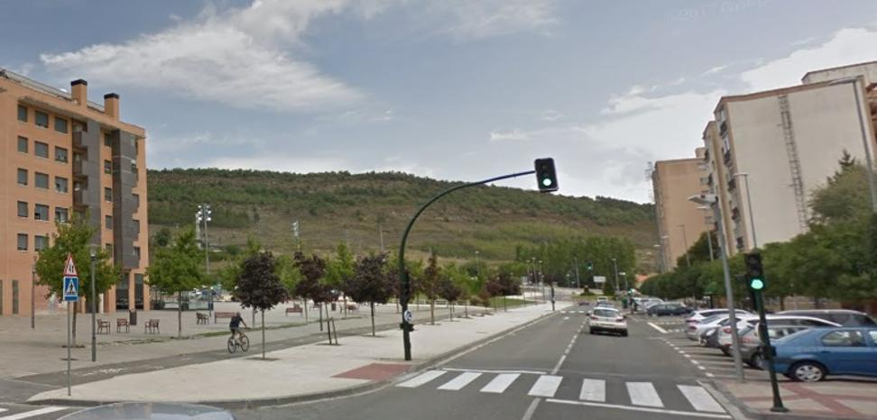 Un autobús atropella y mata a una mujer de 63 en un paso de peatones en Pamplona