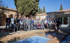 Un encuentro internacional de centros de FP en el Hurtado de Mendoza fomenta el empleo en el marco europeo