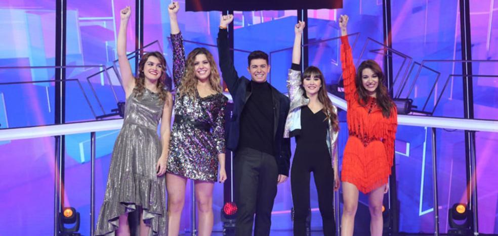 Estas son las 5 canciones de 'OT 2017' candidatas a Eurovisión