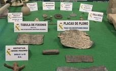 El juez urge a Cultura para que valore las piezas arqueológicas de 'Alfaibero'