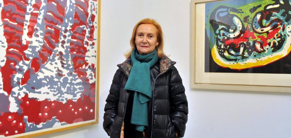 Pilar García Abril muestra la relación entre la naturaleza, el arte y la ciencia