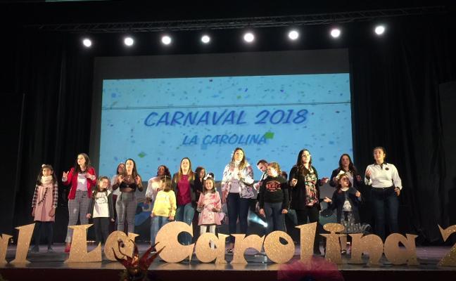 'Tos pa'lante' gana el concurso de pasodobles del Carnaval carolinense