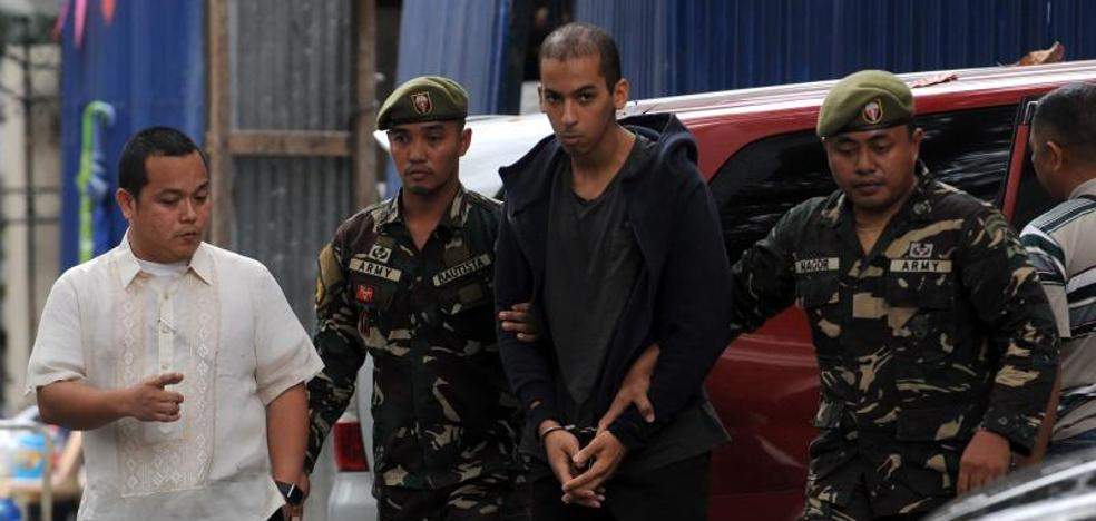 Detenido un presunto yihadista español con explosivos en Filipinas