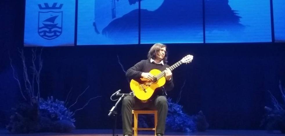 El argentino Emilio Pérez abre el Certamen Internacional de Guitarra Andrés Segovia