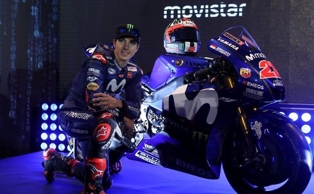 Viñales seguirá dos años más con Yamaha