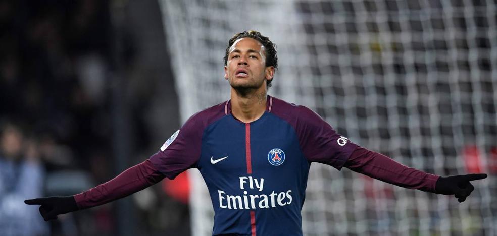 Neymar lamenta haber recalado en la liga francesa