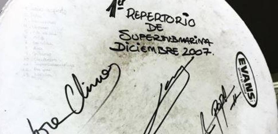 El recuerdo del primer concierto de Supersubmarina que ha enloquecido a sus fans