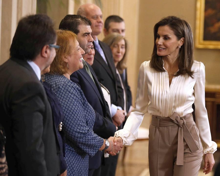El pantalón de la Reina Letizia del que todo el mundo habla