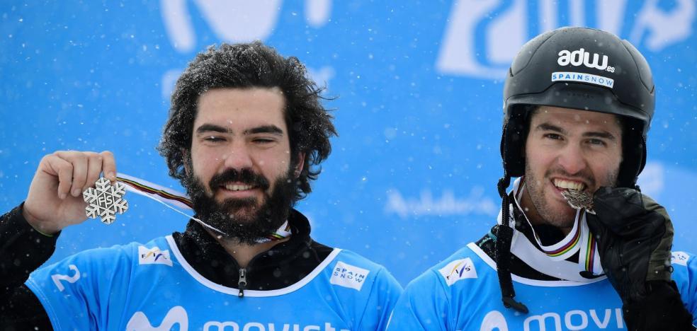 El rider de Sierra Nevada Regino Hernández estará en Pyeongchang