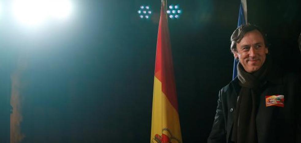 Hernando ve en la confesión de Costa una «desgracia» para el PP