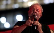 Lula da Silva: «La provocación es tan grande que quiero ser candidato»