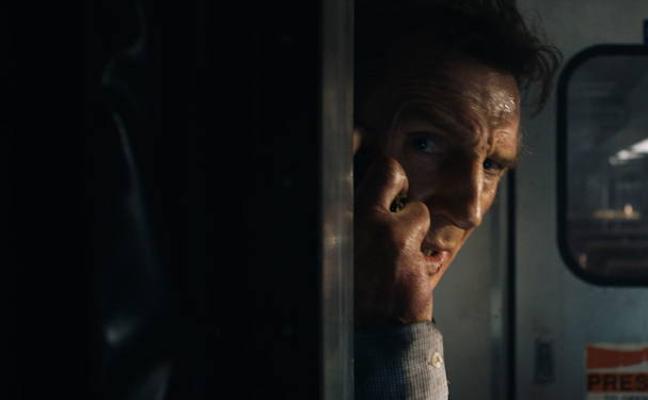 Liam Neeson, héroe crepuscular
