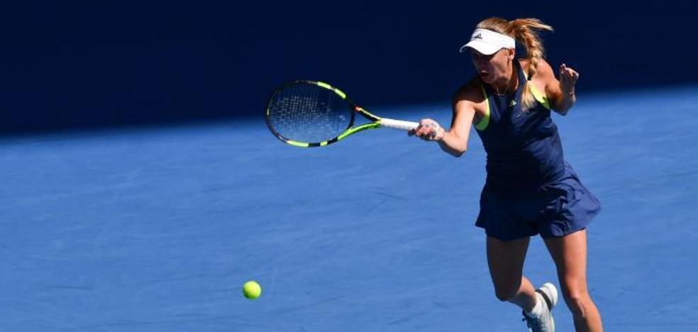 Simona Halep y Caroline Wozniacki disputarán la final del Abierto de Australia