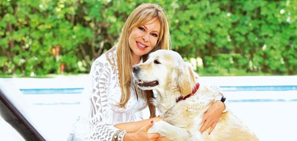 Ana Obregón: «Renuncié a mi vida privada para ser buena madre»