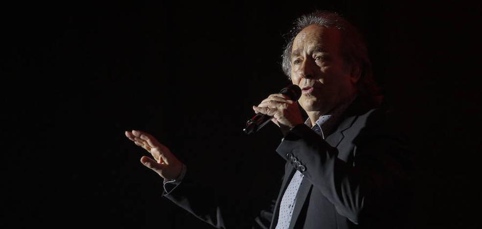 La nueva gira de Joan Manuel Serrat pasará por Granada