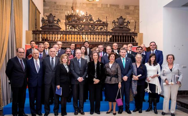 La Mota, premio Hispania Nostra