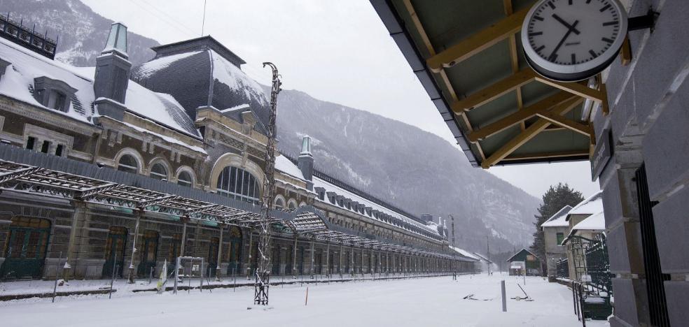 El imponente hotel que se construirá en una estación de tren