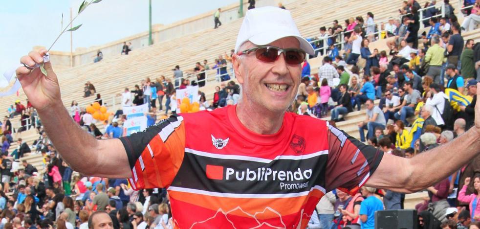 El 'maratonman' jienense
