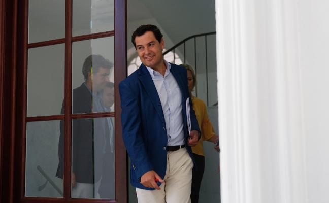 Moreno potencia una imagen institucional para convencer como futuro presidente