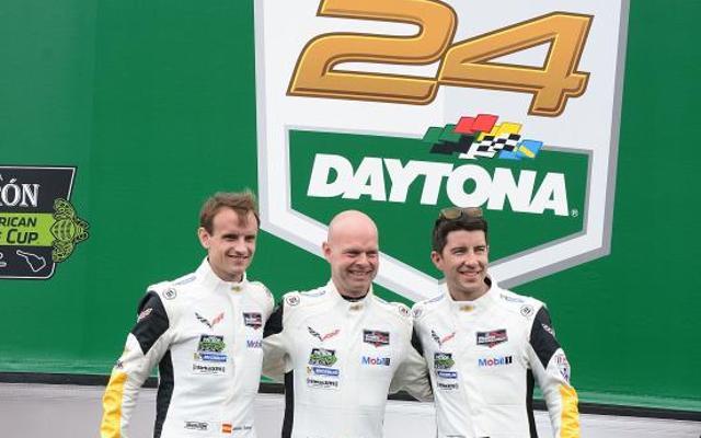 Antonio García, la alegría española en Daytona