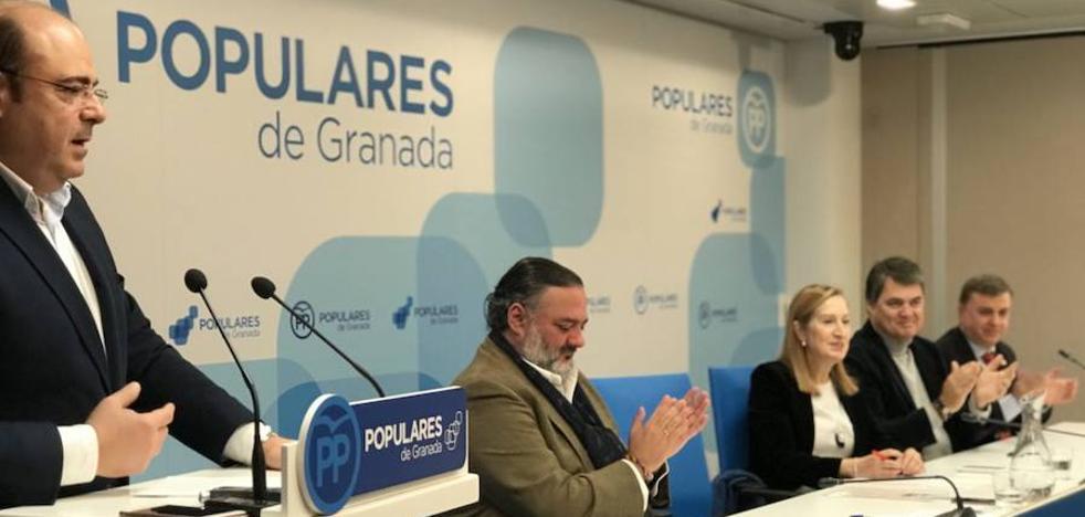 El PP decide los candidatos de 2019 de 90 pueblos de Granada