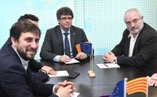 Puig, Ponsatí y Serret renuncian al acta de diputado
