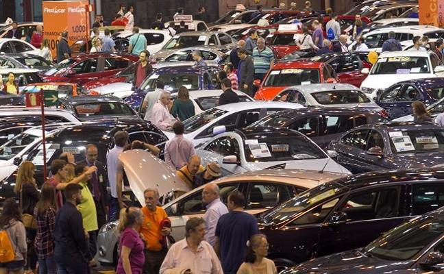 Las ventas de coches de segunda mano crecerán este año un 8,5 %