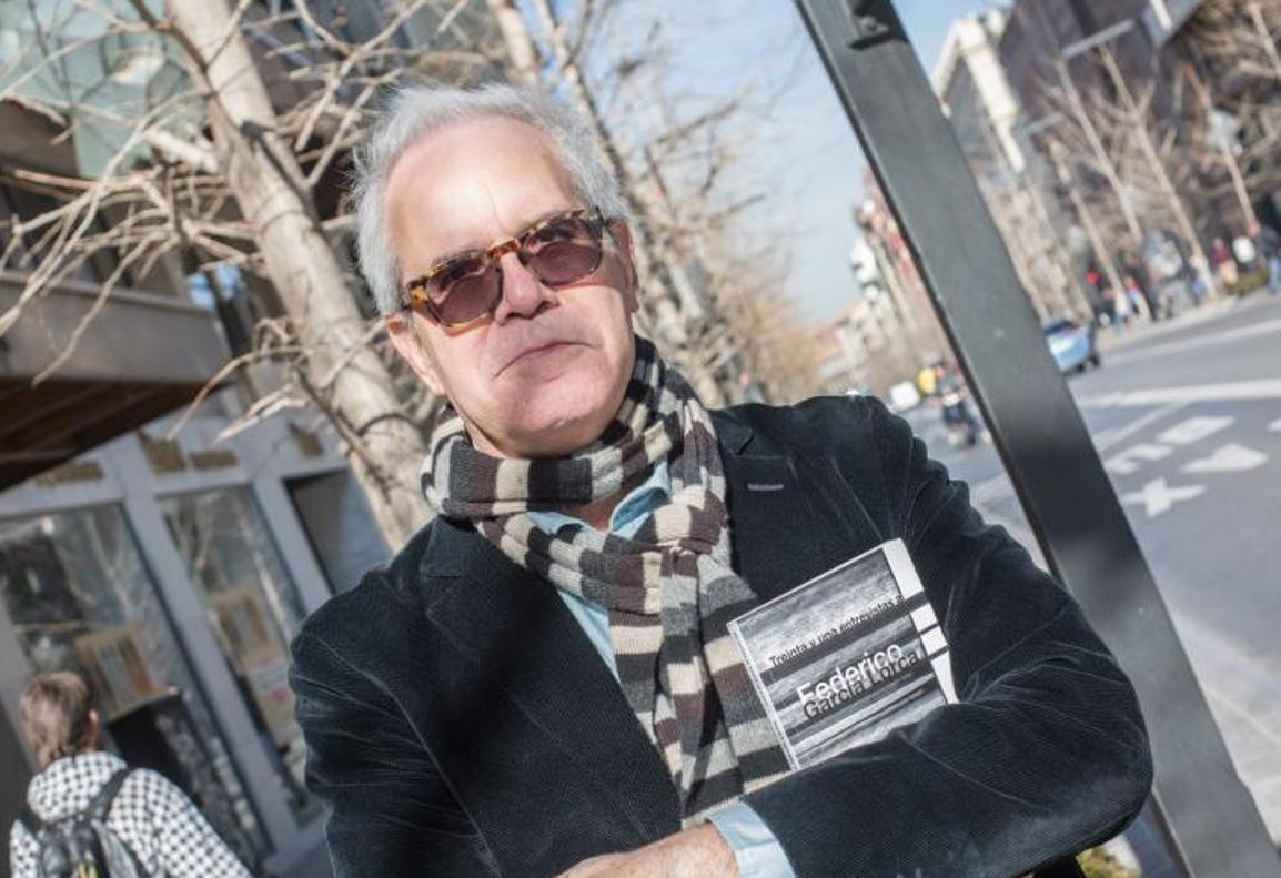 «Las entrevistas son una puerta a las muchas y ricas habitaciones de la obra lorquiana»