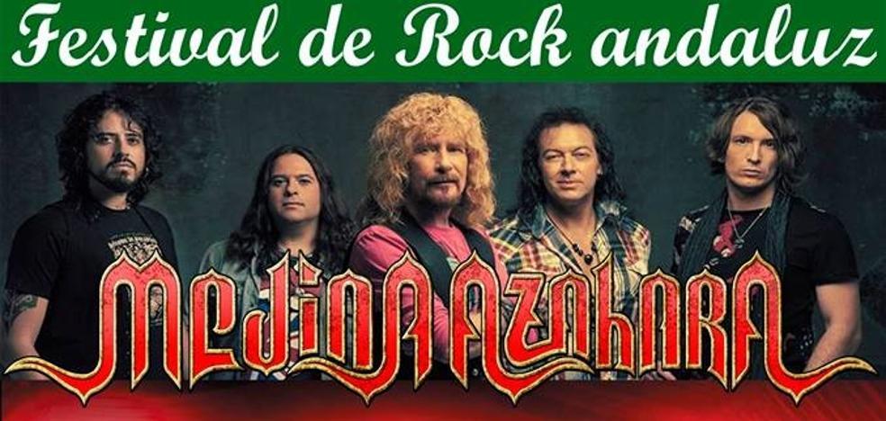 Medina Azahara, Triana y Raimundo Amador, al Festival de Rock Andaluz de Granada: entradas con descuento
