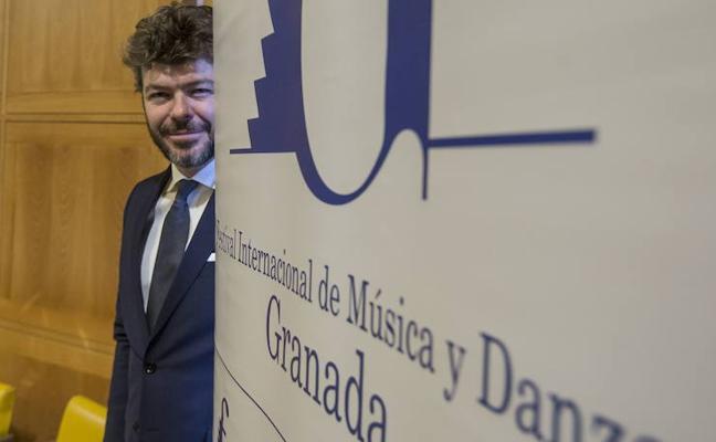 Heras-Casado presenta el programa de su primer Festival