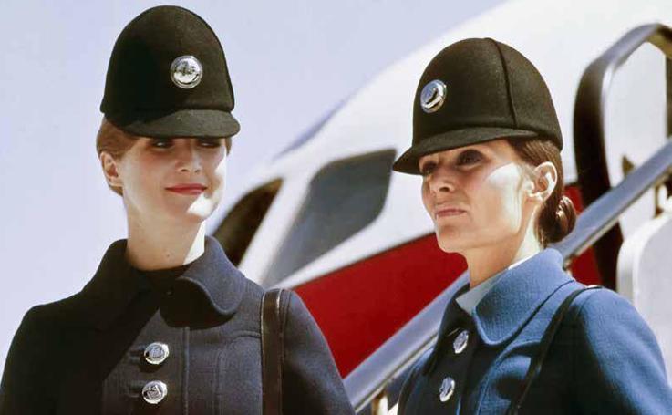 Los uniformes de Iberia