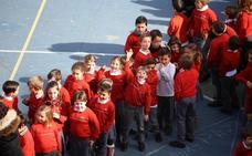 La paz también se aprende en los coles de Granada