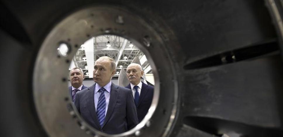 Putin, acusado de dopaje de Estado en Rusia