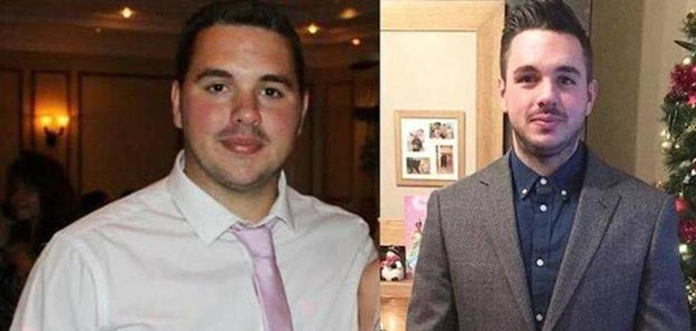 Nada de dietas milagro: así perdió 31 kilos en un año un chico cansado de intentarlo todo