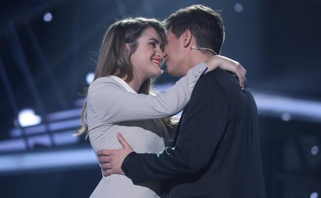 Amaia y Alfred representarán a España en Eurovision