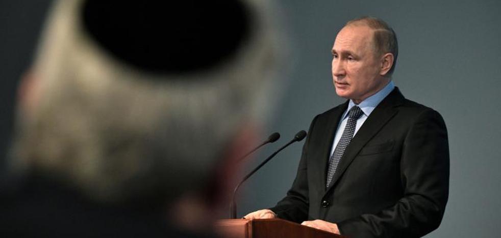 EE UU publica la 'lista Putin' con 96 oligarcas y 114 funcionarios