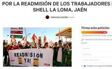 Recogida de firmas para que readmitan a los trabajadores de Shell La Loma
