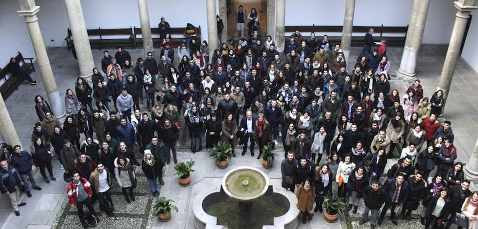 La UGR contrata a 189 jóvenes investigadores