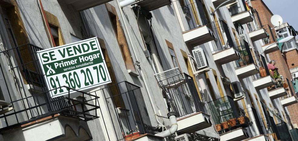 La firma de hipotecas sobre viviendas baja un 3,7% en noviembre tras seis meses de alzas