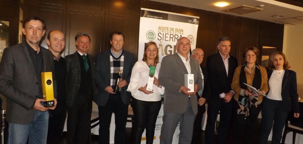 Oro de Cánava, Magnasur y Señorío de Mesía, premios Alcuza 2018