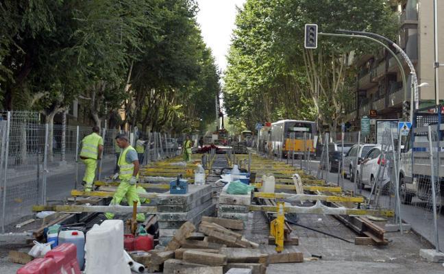 El fiscal del Tribunal de Cuentas abre diligencias por las «irregularidades» al construir el tranvía