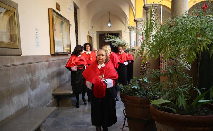 La Facultad de Derecho festeja San Raimundo de Peñafort