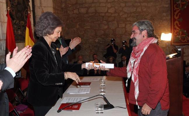 La Reina Sofía entrega el premio Hispania Nostra a las Buenas Prácticas al proyecto MEMOLA, coordinado por la UGR