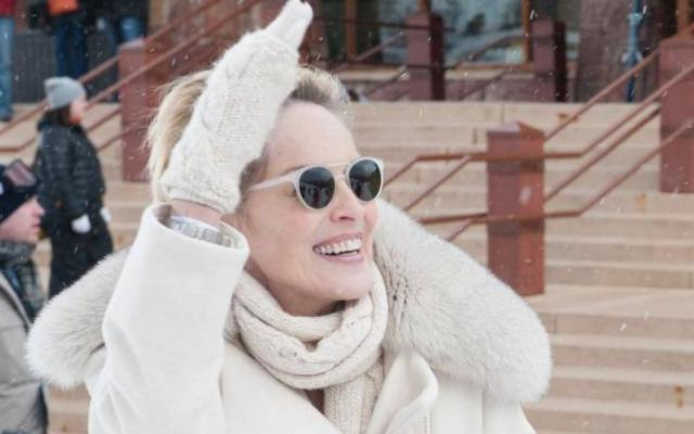 'Mosaic', Sharon Stone tu no te merecías esto