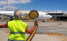 Un vuelo directo regular conectará los aeropuertos de Almería y Londres desde marzo