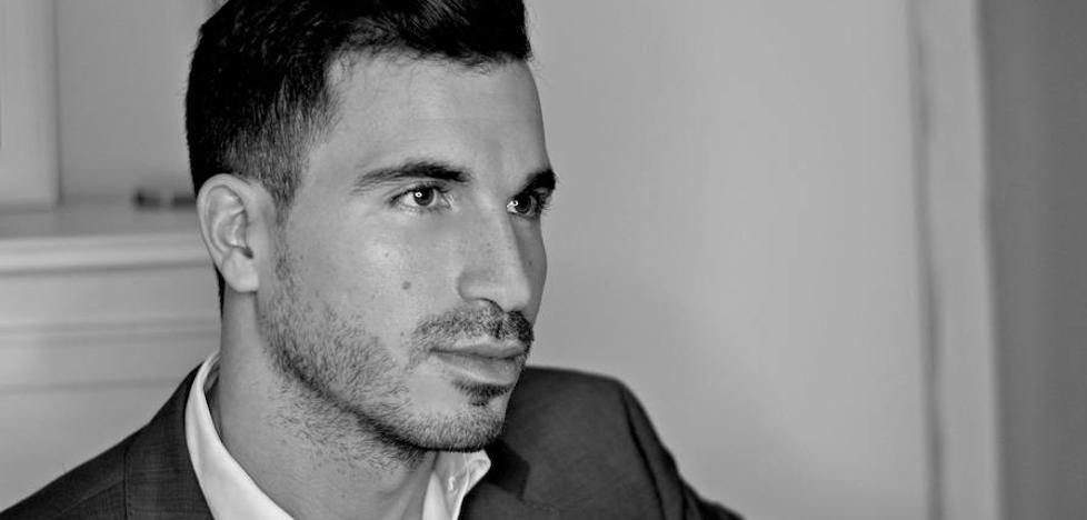 Javier Castillo, el escritor que desbancó a 'Patria'